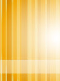 pistes d'or Photos libres de droits