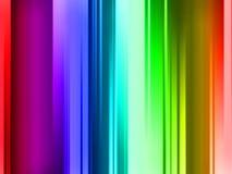 Pistes de couleur Images stock
