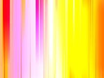 Pistes de couleur Photographie stock