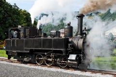 pistes historiques de vapeur d'engine Photographie stock
