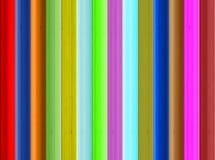 Pistes multicolores illustration libre de droits