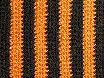 Pistes tricotées Photographie stock libre de droits