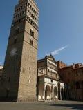 Pistoia - Duomo fotografia stock