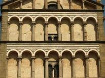 Pistoia - Duomo royalty free stock photo