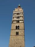 Pistoia - Duomo immagini stock libere da diritti