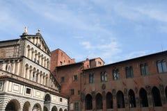 Pistoia - la Toscana Fotografia Stock Libera da Diritti