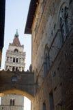 Pistoia (Toscana, Italia) Fotografia Stock Libera da Diritti