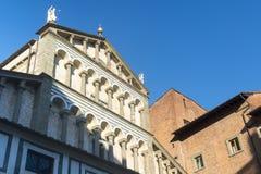 Pistoia (Toscanië, Italië) Stock Fotografie
