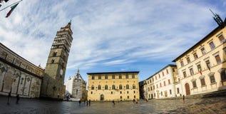 pistoia Tuscany zdjęcie stock