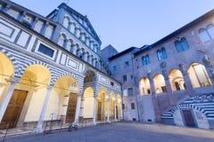 Pistoia (Tuscany, Italien) Arkivfoton