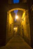 Pistoia (Tuscany, Italien) Arkivfoto