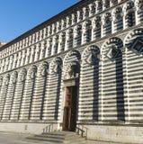 Pistoia (Tuscany, Italien) arkivbild
