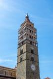 Pistoia Tuscany, Italien arkivfoto