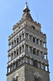 Pistoia, Tuscany, Italy. Bell Tower in Pistoia, Tuscany, Italy Royalty Free Stock Images