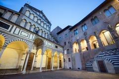Pistoia Tuscany, Włochy (,) Obrazy Royalty Free