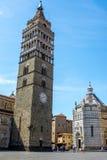 Pistoia, Tuscany, Włochy fotografia royalty free