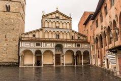 Pistoie Italie Image libre de droits