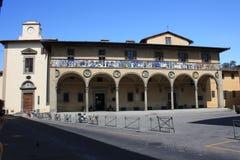 Pistoie, Toscane Image stock