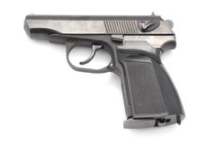Pistol. Stock Photo