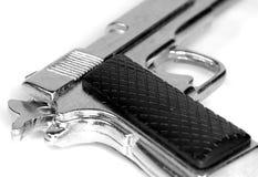 Pistol. Photo of a Pistol Stock Photography