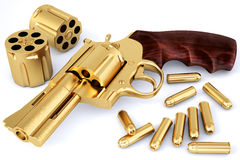 Pistol Royalty Free Stock Photos