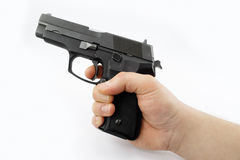 Pistol Royalty Free Stock Image