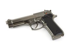Pistol Royalty Free Stock Photo