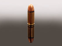 Pistol bullet Royalty Free Stock Photos