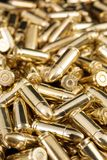 Pistol bullets Stock Photography