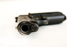 Pistol - Colt M1991 A1 royalty free stock photos