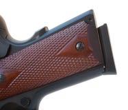 Pistol grip Royalty Free Stock Photo