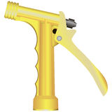 Pistol Grip Nozzle Royalty Free Stock Photos