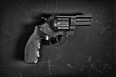 Pistol gun Royalty Free Stock Photos