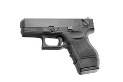 Pistol gun Royalty Free Stock Photography