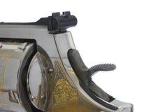 Pistol hammer Royalty Free Stock Image