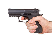 Pistol Royalty Free Stock Photography