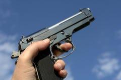Pistola Immagini Stock Libere da Diritti