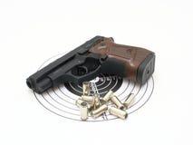 Pistola Imagen de archivo libre de regalías