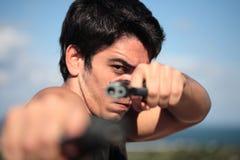 Pistola imagen de archivo