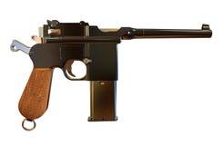 Pistola stock de ilustración