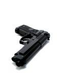 Pistola 9mm fotografie stock libere da diritti