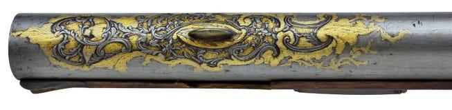 Pistola antica Immagine Stock Libera da Diritti