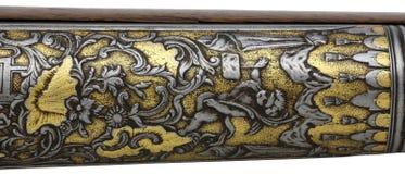 Pistola antica Immagini Stock Libere da Diritti