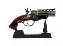 Pistola antigua Fotografía de archivo libre de regalías