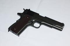 Pistola a aria compressa Immagini Stock Libere da Diritti
