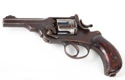 Pistola arrugginita fotografia stock libera da diritti