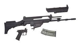 Pistola automatica Immagini Stock Libere da Diritti
