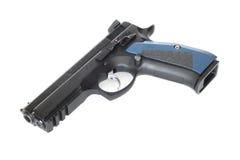 pistola da competição de 9mm Imagem de Stock Royalty Free