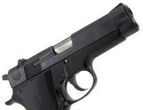 pistola de 9mm Imagens de Stock