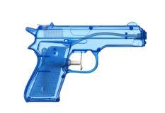 Pistola de agua Fotografía de archivo libre de regalías